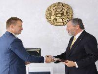 Ministro da Justiça faz primeira visita brasileira de alto nível a Belarus. 28990.jpeg