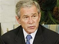 Bush: Quem é o Sr. Medvedev?