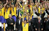 Brasil é hexa no Futsal