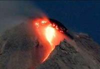 Erupção  do vulcão  matou 8 militares da base da Nato
