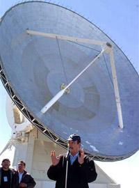 Telescópio gigantesco inaugurado em México