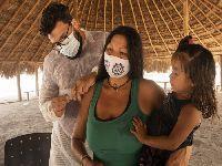 Covid-19: vacinação chega ao Território Indígena do Xingu (MT), mas cuidados continuam. 34997.jpeg