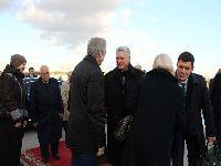 Presidente cubano conclui visita a São Petersburgo. 31999.jpeg
