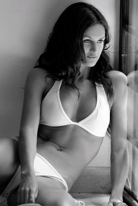 As atletas mais sexy do mundo Atleta do lançamento de dardo, Leryn Franco. Foto Splash/All Over