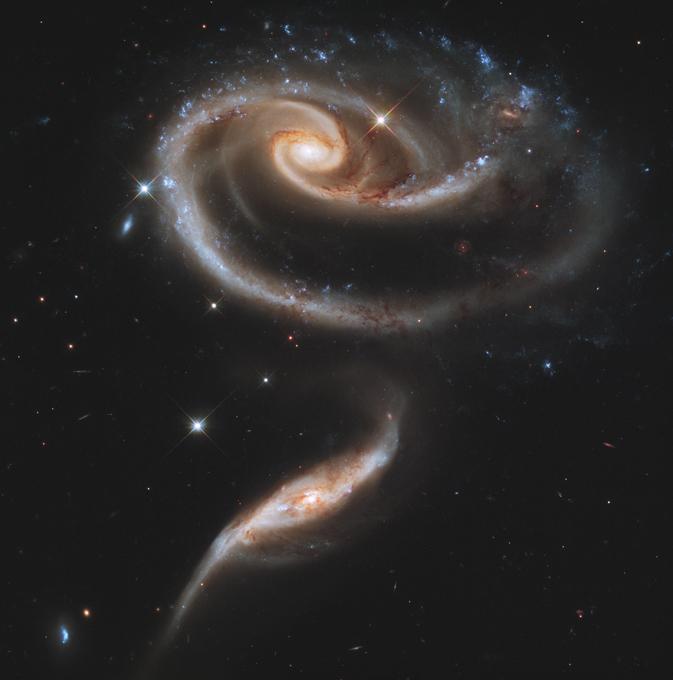 Hubble comemora 25 anos