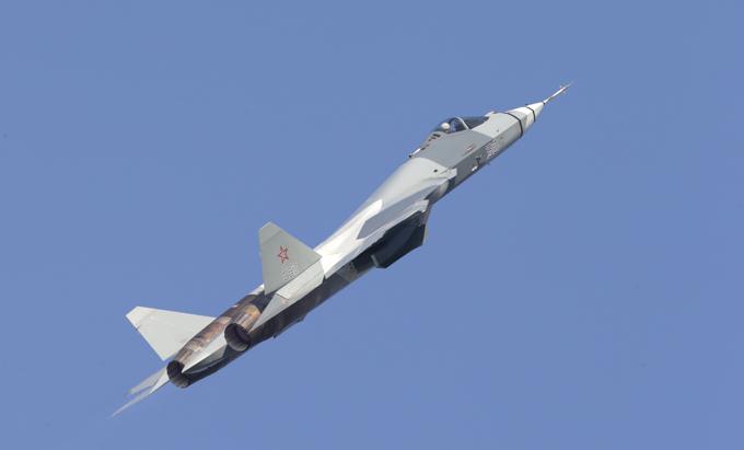 Sukhoi PAK FA T-50  o avião  da quinta geração