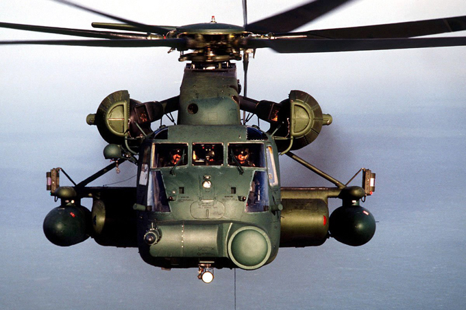 O Sikorsky MH-53 Pave Low The MH-53 Pave Low s last mission was on 27 September 2008, when the remaining six helicopters flew in support of special operations forces in Southwest Asia. These MH-53Ms were retired shortly thereafter