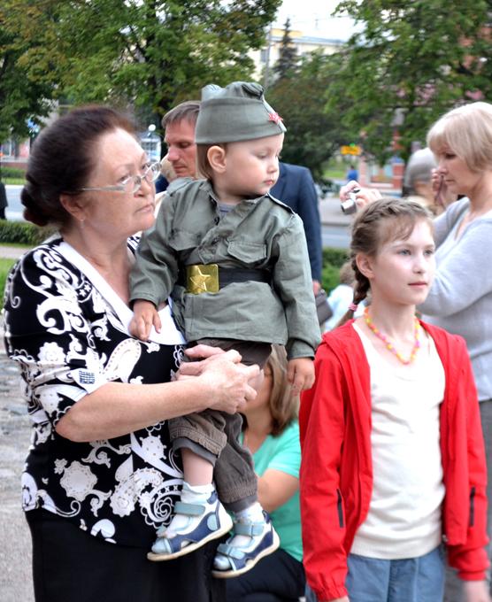 O Dia da Lembrança na Rússia