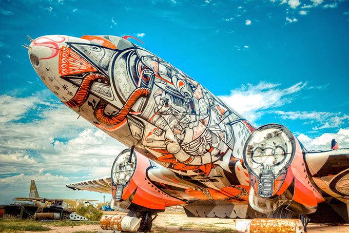 Top Avião como uma obra de arte - 7 - Port.Pravda.Ru ED63