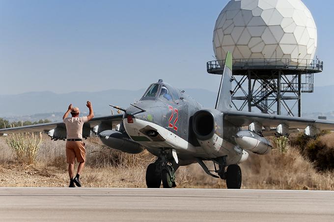 Os pilotos e técnicos russos na Síria
