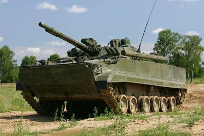 BMP-3, veículo militar russo Boyevaya Mashina Pekhoty (Veículo de Combate para Infantaria)Fotos por Vadim Savitsky, Pravda.ru