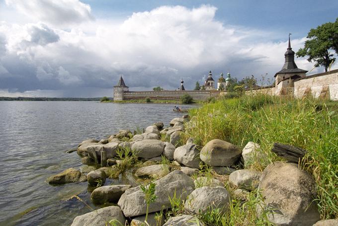 Mosteiro Kirillo-Belozersky