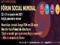 Carta Maior Especial: Fórum Social Mundial - 23 a 31 de janeiro de 2021