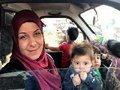 Bloqueio económico ocidental dificulta regresso dos refugiados sírios