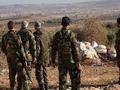 Exército Árabe Sírio preparado para atravessar o Eufrates