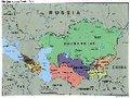 Ásia Ocidental, Central e Sul da Ásia: a integração avança