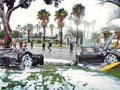Bilionário russo sofreu acidente na França e agora está em coma