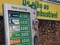 Nota sobre a subvenção aos produtores e importadores de diesel