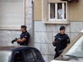 Operação policial em Setúbal