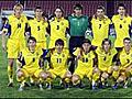 Ucrânia - um estreante da Copa do Mundo