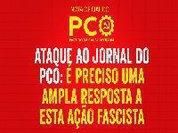 Nota oficial do PCO sobre o ataque hacker ao jornal do Partido