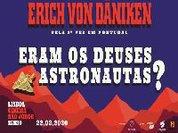 Erich von Däniken debate Deuses Astronautas em Lisboa