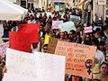 Manifestações em Portugal marcam repúdio à cultura do estupro