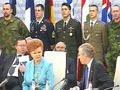 Nato reforça seu contingente no Afeganistão
