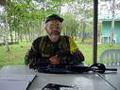 Raúl Reyes (FARC) envia mensagem ao Presidente Ortega