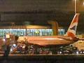 British Airways  anunciou a contaminação de três aviões por material radioactivo