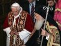 Papa  tenta aproximar o Catolicismo Romano à Igreja Ortodoxa