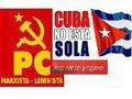 Repudiam no Brasil inclusão de Cuba na lista de terroristas