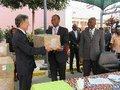 Angola: OMS apoia o reforço da vacinação e combate a tuberculose