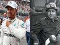 De Fangio a Hamilton, 70 anos de história