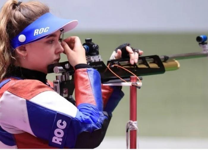 A Rússia ganhou a primeira medalha nos Jogos Olímpicos de Tóquio