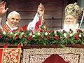 Igreja Ortodoxa Russa ignora a declaração de  Papa Bento XVI e Bartolomeu I