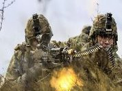 Trinta mil soldados vindos dos USA na Europa, sem máscara