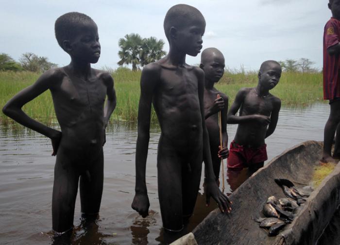 Sudão do Sul: saque e destruição de ajuda humanitária