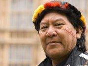 Líder indígena Davi Kopenawa denuncia governo Bolsonaro na ONU