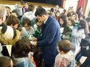 Fundação Luís Figo contribui para a reflorestação do Pinhal de Leiria