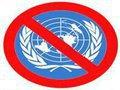 A escória nojenta em que a nossa comunidade internacional se tornou