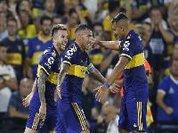 Boca Juniors volta a levantar o troféu em Superliga argentina