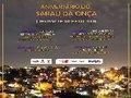 II Festival de Arte e Cultura do Sarau da Onça pega fogo em Sussuarana