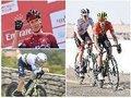 Estrelas do ciclismo em homenagem ao tour dos Emirados Árabes