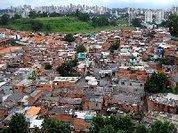 Escola Pública visita Comunidade Carente de Favela de São Paulo