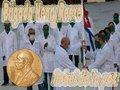 Acadêmicos britânicos indicam médicos cubanos ao Nobel