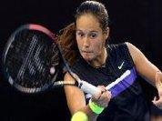 Tenista russa Kasatkina busca segunda vitória em Cincinnati