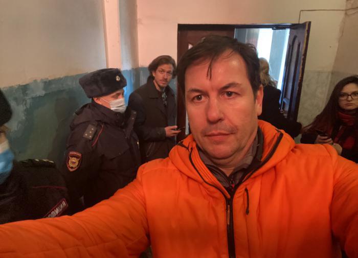 """""""Sacrifício sagrado"""": Naryshkin falou sobre a investigação do caso Navalny"""