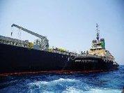 Panamá confirma que petroleiro detido pelo Irã realizava contrabando