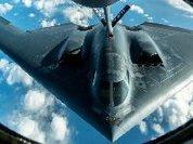 Chegam à Europa do vírus, os bombardeiros USA de ataque nuclear